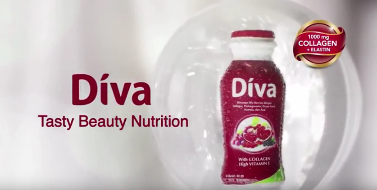 TVC Diva Beauty Drink